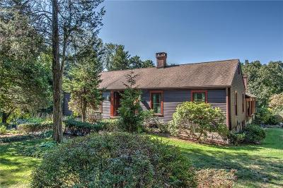 Monroe Single Family Home For Sale: 151 Old Newtown Road