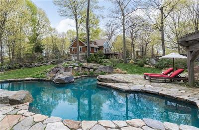 Fairfield County Single Family Home For Sale: 83 Old Kings Highway South