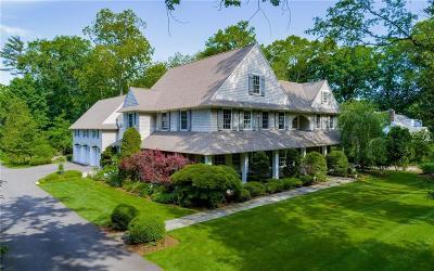 Norwalk Single Family Home For Sale: 343 Rowayton Avenue