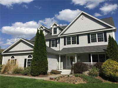 Stratford Single Family Home For Sale: 396 Bridgeview Place