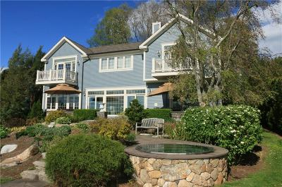Danbury Single Family Home For Sale: 137 Sunset Cove Road