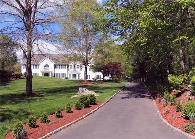 Wilton Single Family Home For Sale: 18 Banks Drive