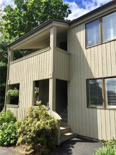 Westport Condo/Townhouse For Sale: 71 Whitney Glen #71