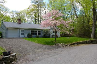 Westport Single Family Home For Sale: 103 Cavalry Road