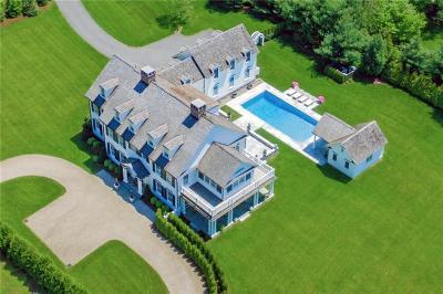 Fairfield Single Family Home For Sale: 971 Hulls Farm Road