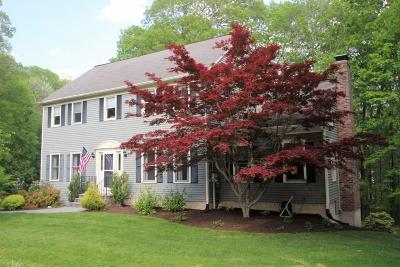 Southbury Single Family Home For Sale: 320 Cobbler Lane