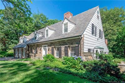 Fairfield County Single Family Home For Sale: 6 Tory Hole Road