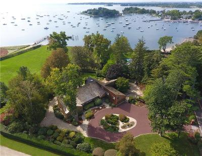 Fairfield County Single Family Home For Sale: 159 Pear Tree Point Road