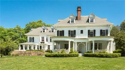 Old Lyme Single Family Home For Sale: 2 Lyme Street