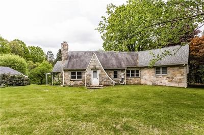 NEW MILFORD Single Family Home For Sale: 4 Hipp Road