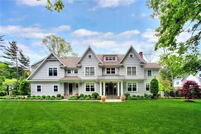 Westport Single Family Home For Sale: 7 Old Orchard Road