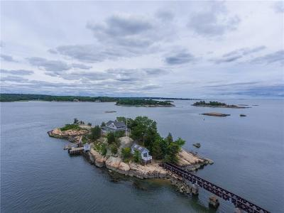 Branford Single Family Home For Sale: Cut In Two East Island