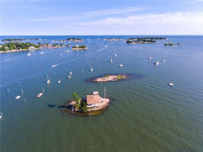 Branford Single Family Home For Sale: Jepson And Reel Islands