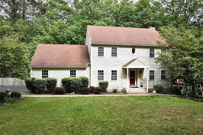Southbury Single Family Home For Sale: 683 Lakeside Road