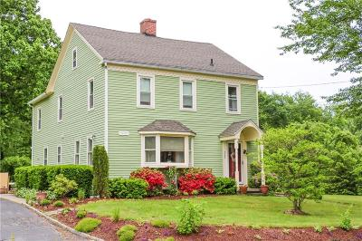 Fairfield County Single Family Home For Sale: 320 Daniels Farm Road