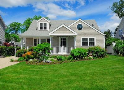 Fairfield County Single Family Home For Sale: 25 Shore Acre Drive