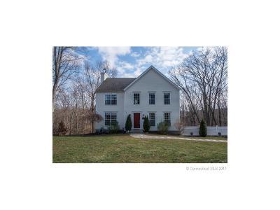 Hamden Single Family Home For Sale: 40 High Ridge Road