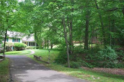 New Canaan Single Family Home For Sale: 208 Hickok Road