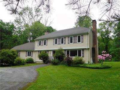 Redding Single Family Home For Sale: 186 Lonetown Road