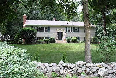 Fairfield County Single Family Home For Sale: 397 White Oak Shade Road