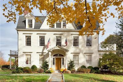 Fairfield County, Litchfield County Single Family Home For Sale: 114 Main Street