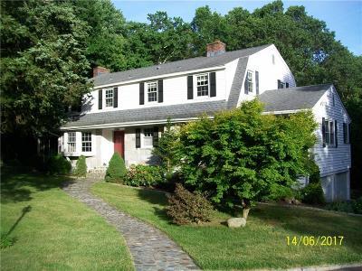 Woodbridge Single Family Home For Sale: 4 Prospect Court
