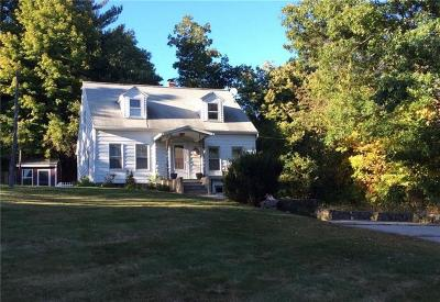 Middlebury Single Family Home For Sale: 352 Middlebury Road