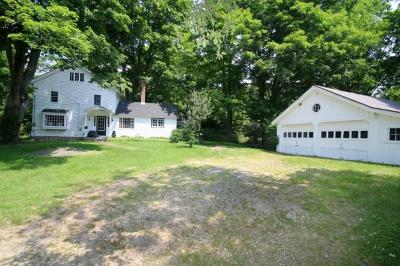 Fairfield County Single Family Home For Sale: 107 Brushy Hill Road