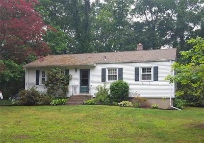 Fairfield Single Family Home For Sale: 412 Stevenson Road