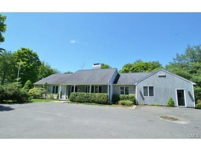 Ridgefield Single Family Home Show: 65 Chestnut Hill Road