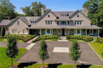 Fairfield County Single Family Home For Sale: 56 Pequot Lane