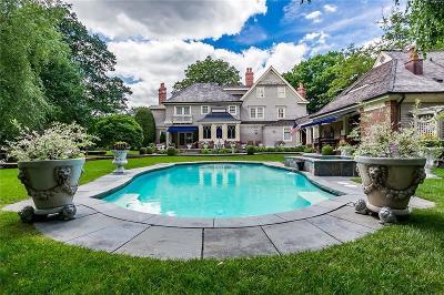 Fairfield Single Family Home For Sale: 541 Sasco Hill Road