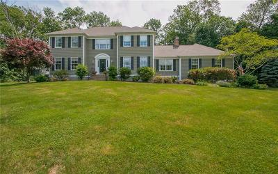 Monroe Single Family Home For Sale: 97 Benedict Road