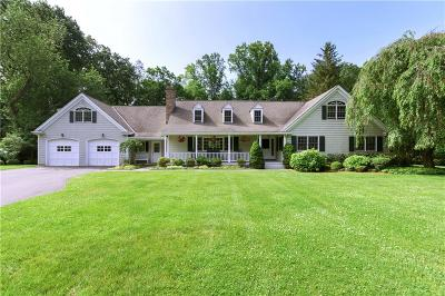 Fairfield County Single Family Home For Sale: 11 Parsons Walk