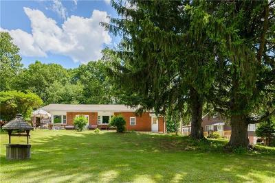 Danbury Single Family Home For Sale: 98 Ball Pond Road
