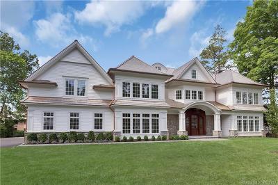 Fairfield County Single Family Home For Sale: 5 Sylvan Lane