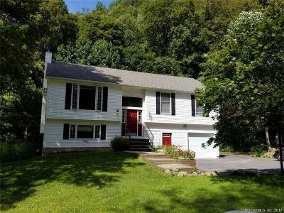 SHERMAN Single Family Home For Sale: 10 Candlewood Lake Drive