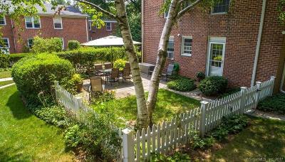 Greenwich Condo/Townhouse For Sale: 82 Putnam Park #82