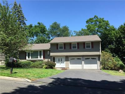Fairfield Single Family Home For Sale: 481 Valley Road