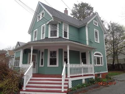 Milford CT Single Family Home For Sale: $199,900