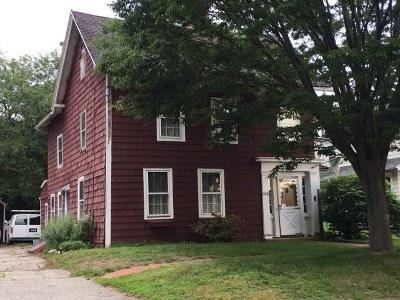 Stratford Single Family Home For Sale: 1559 Elm Street