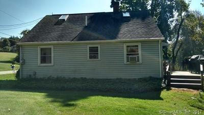SHERMAN Single Family Home For Sale: 35 Anderson Road