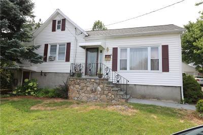 Fairfield Single Family Home For Sale: 386 Marlborough Terrace