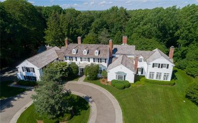 Fairfield County Single Family Home For Sale: 87 North Wilton Road