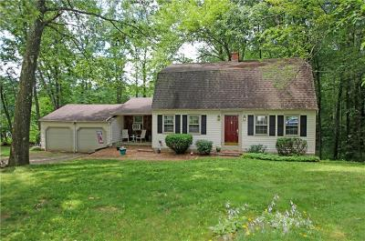 Middlebury Single Family Home For Sale: 30 Woodland Road