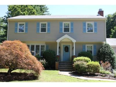 Trumbull Single Family Home For Sale: 70 Teller Road