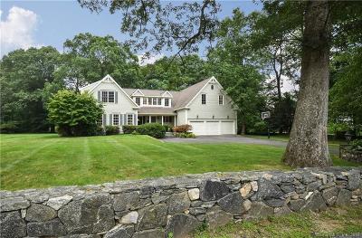 Fairfield County Single Family Home For Sale: 45 Huckleberry Lane