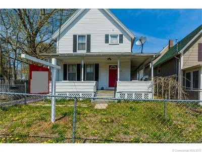 Norwich Single Family Home For Sale: 161 Mount Pleasant Street