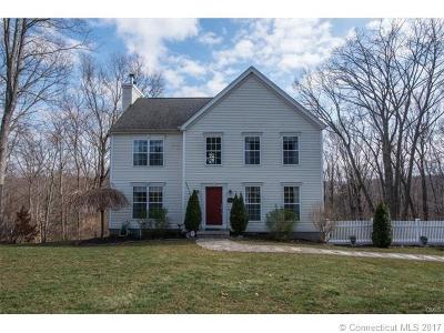 Hamden Single Family Home For Sale: 40 High Ridge Road
