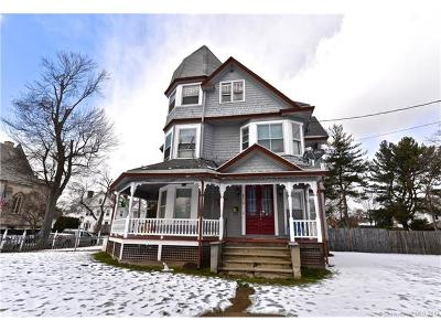 Fairfield County Single Family Home For Sale: 2148 North Avenue